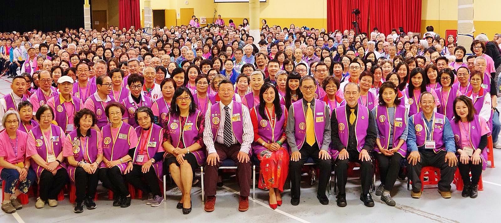 Junior Class Group photo 2018